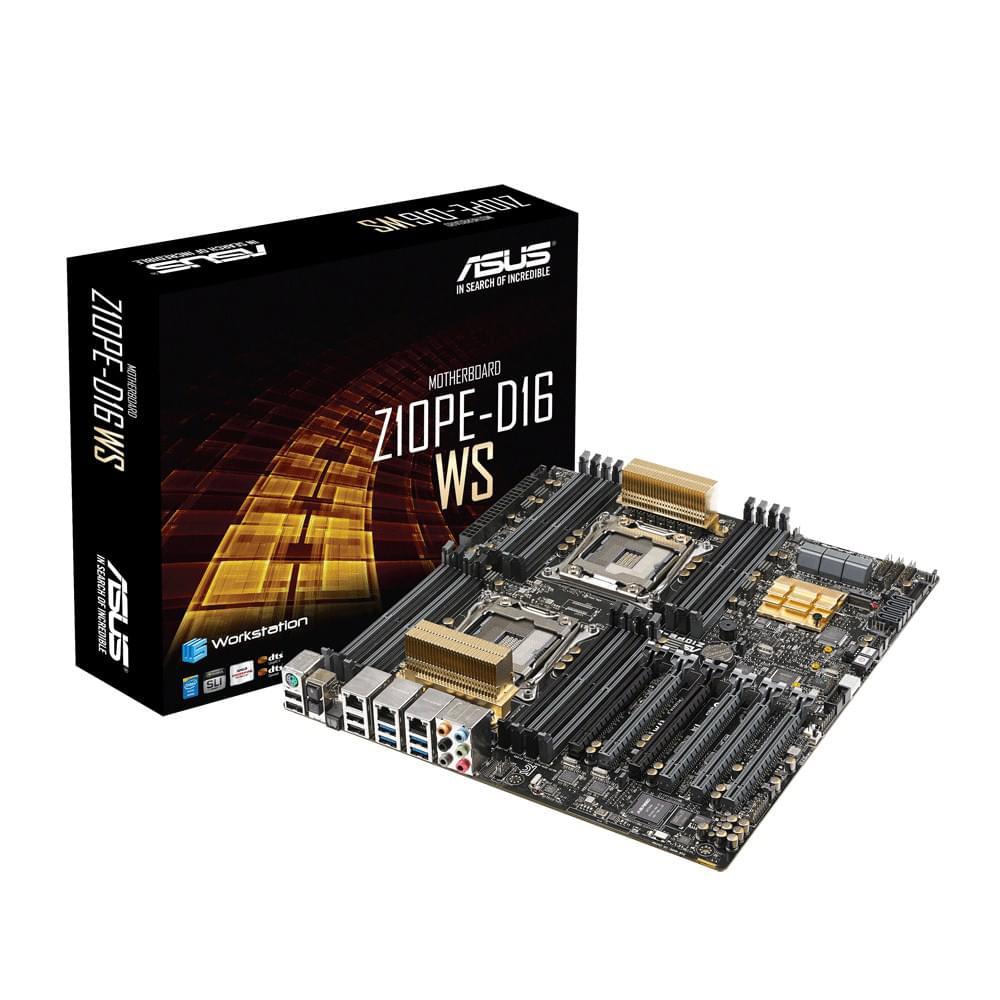 Asus Z10PE-D16 WS SSI EEB DDR4 - Carte mère Asus - Cybertek.fr - 0