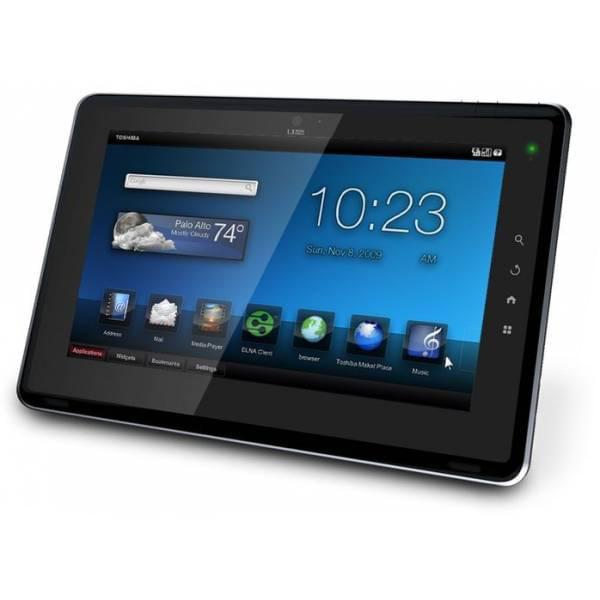 Toshiba FOLIO-100 (PA3895E-1ET1) - Achat / Vente Tablette Tactile sur Cybertek.fr - 0