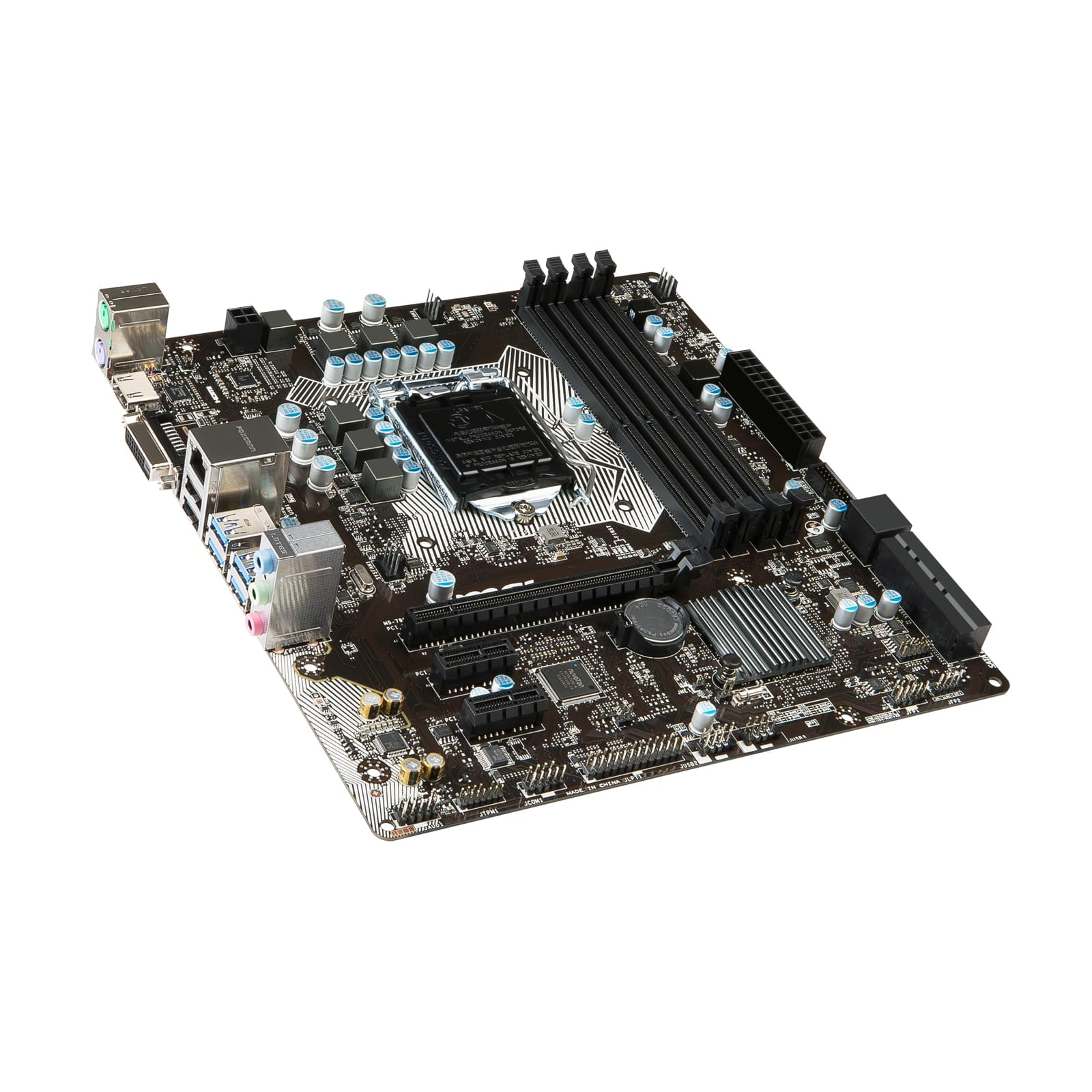 MSI B150M PRO-DH (B150M PRO-DH) - Achat / Vente Carte Mère sur Cybertek.fr - 0