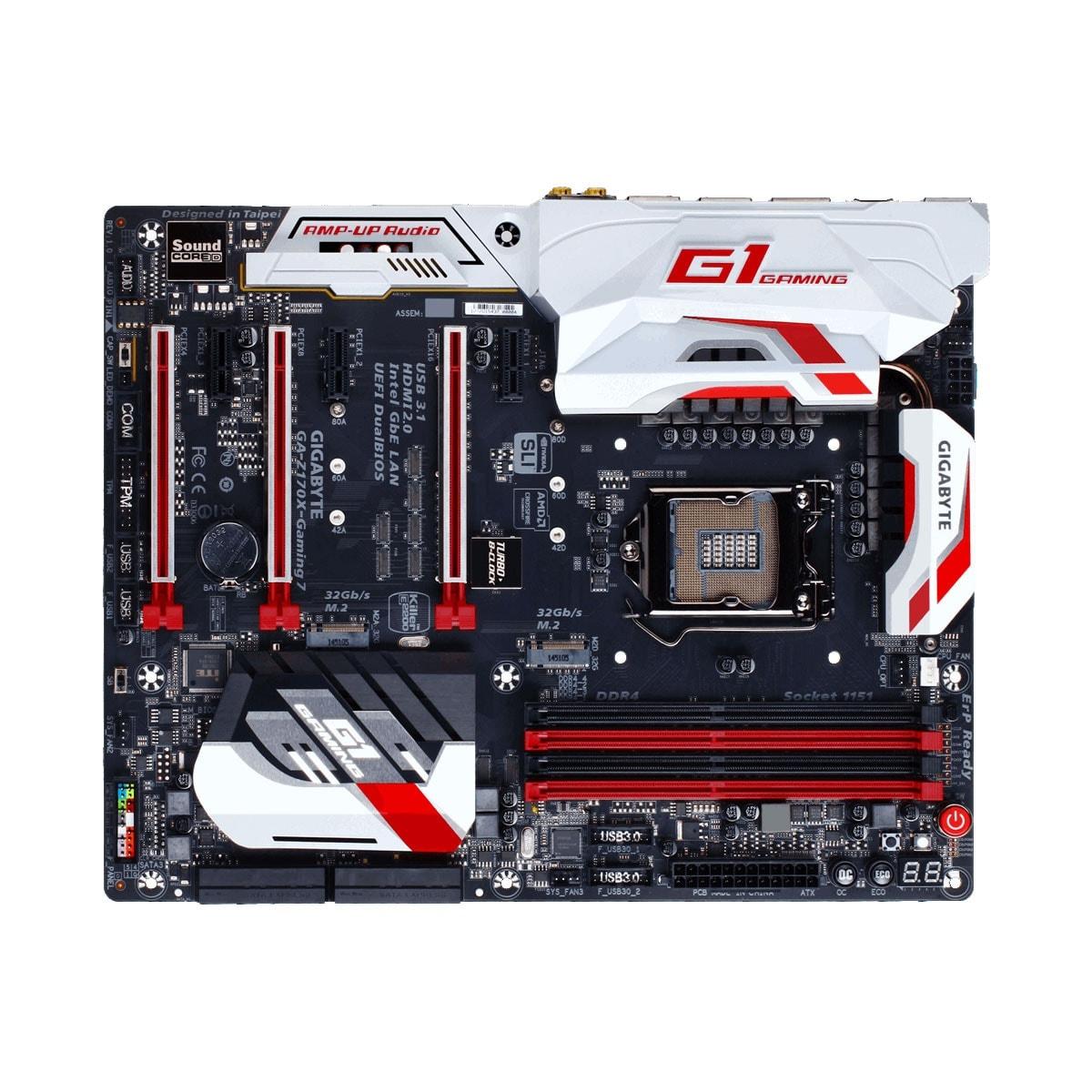 Carte mère Gamer Gigabyte GA-Z170X-Gaming 7-EU - 1