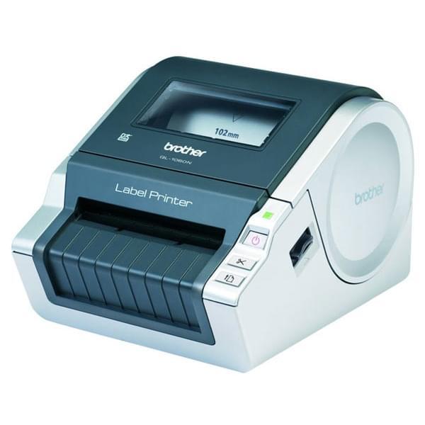 Brother QL-1060N (QL-1060N) - Achat / Vente Imprimante sur Cybertek.fr - 0