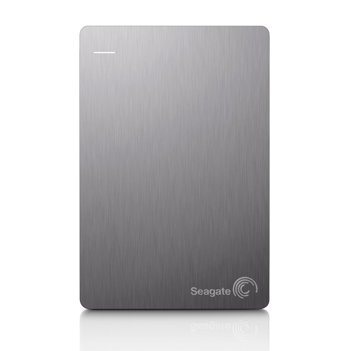 "Seagate 2To 2""1/2 USB3 Backup Plus Slim Gris - Disque dur externe - 2"