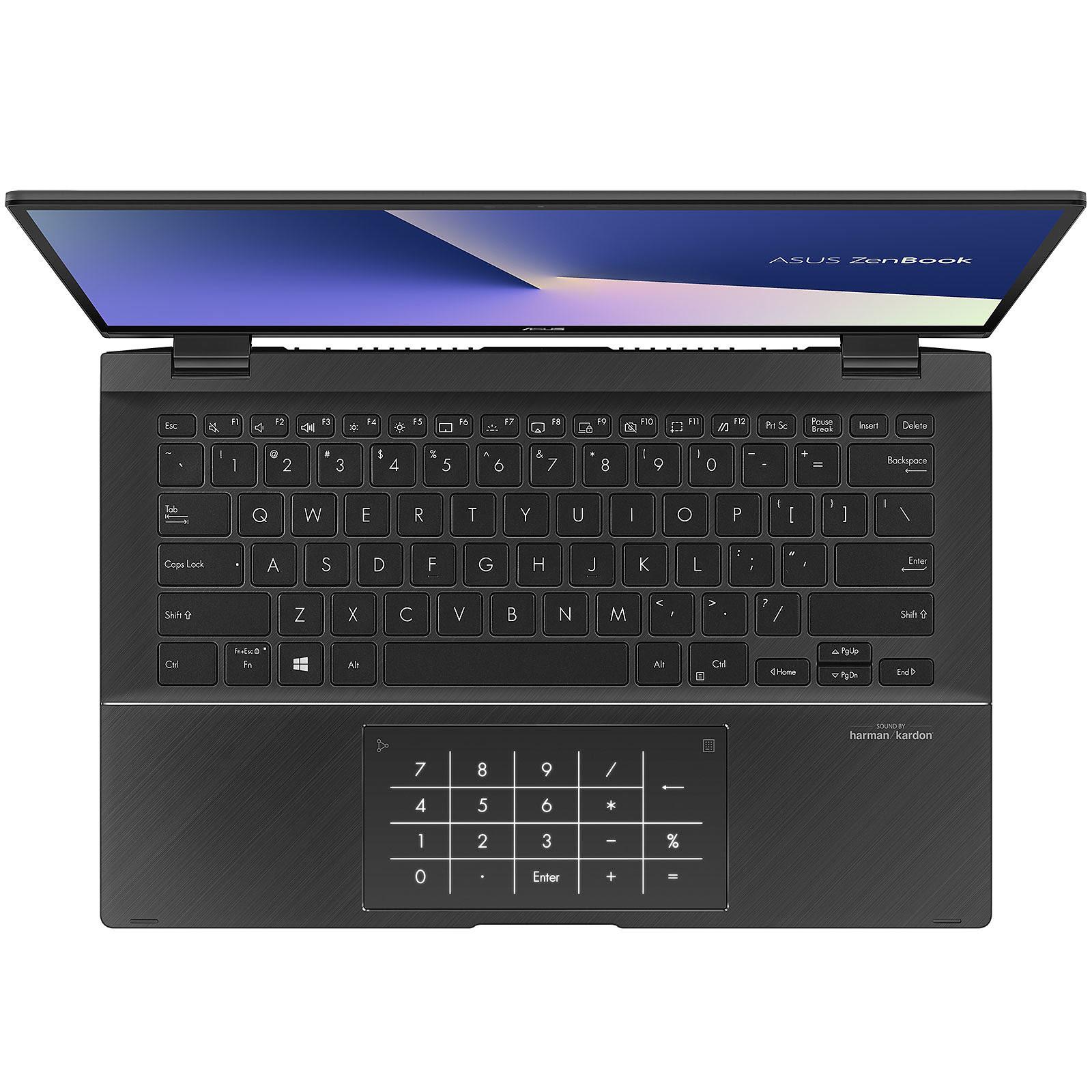 "Asus UX463FA-AI032R - i7-10510/16Go/512Go/14""T/10P (90NB0NW1-M00420) - Achat / Vente PC portable sur Cybertek.fr - 3"