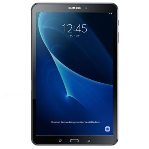 Samsung Galaxy TAB A (2016) 4G T585NZK Noir - Tablette tactile - 0