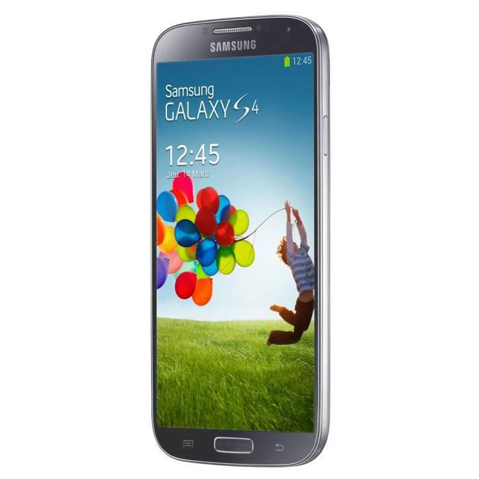 Samsung Galaxy S4 16Go GT-I9515 Silver Shine - Téléphonie Samsung - 0