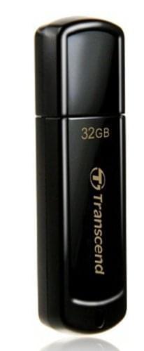 Transcend Clé 32Go USB 2.0 JetFlash 350 TS32GJF350  (TS32GJF350 ) - Achat / Vente Clé USB sur Cybertek.fr - 0