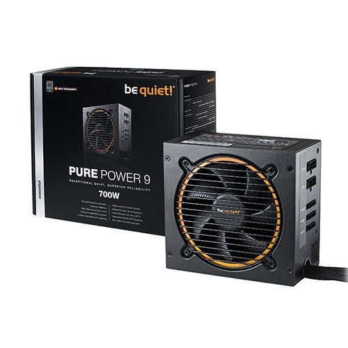 Be Quiet! Pure Power 10 CM 80+ Silver (700W) - Alimentation - 0