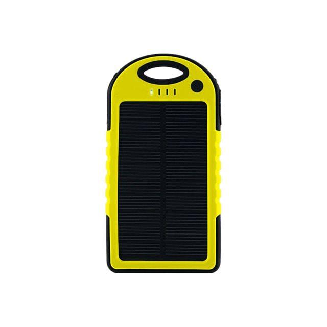 Powerbank PowerBank 5000mAh Solaire Antichoc 2xUSB - Accessoire téléphonie DLH Energy - 0