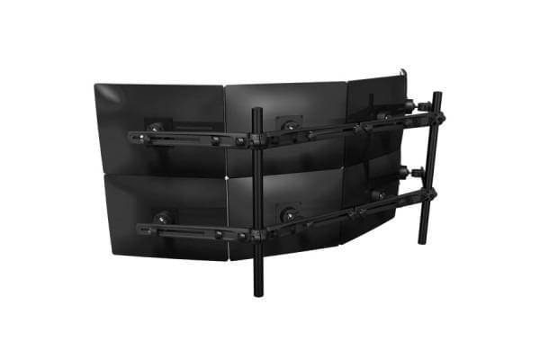 """Support 8 écrans 24"""" - ViewMaster M3 53.843 - Accessoire écran - 0"""