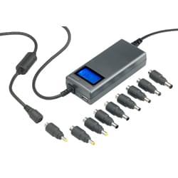 image produit Heden Adapt. secteur Notebook 120W Auto PSMIP505NB Cybertek