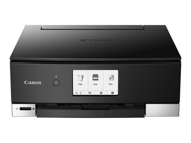 Imprimante multifonction Canon PIXMA TS8250 Black - Cybertek.fr - 2