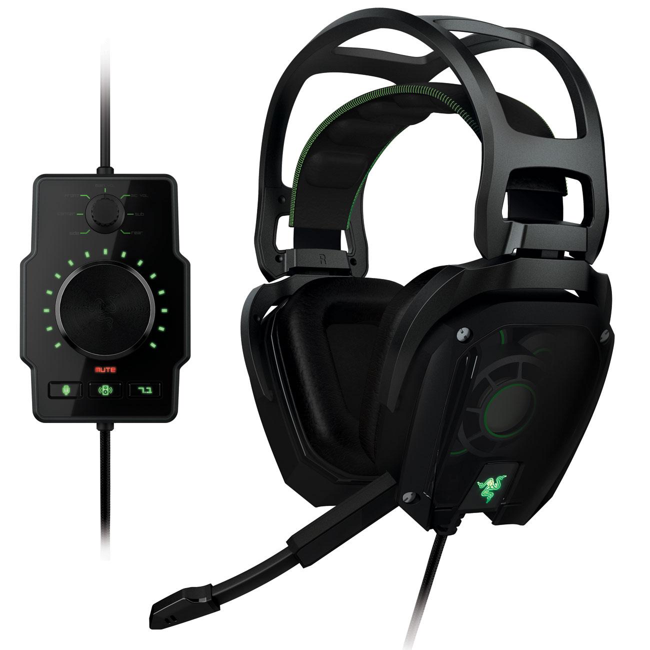 Razer Tiamat 7.1 V2 (RZ04-02070100-R3M1 **) - Achat / Vente Micro-casque sur Cybertek.fr - 0