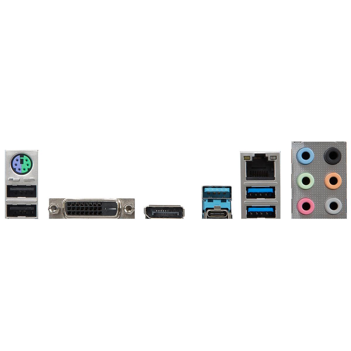 MSI B360-A PRO ATX DDR4 - Carte mère MSI - Cybertek.fr - 1