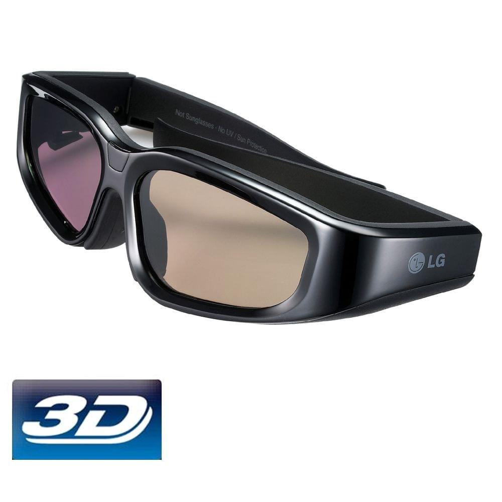LG Lunettes 3D Active à batterie / Adulte (AG-S110 soldé) - Achat / Vente Accessoire Ecran sur Cybertek.fr - 0