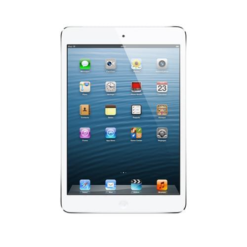 Apple iPad Mini 16Go WiFi Blanc - Achat / Vente Tablette tactile sur Cybertek.fr - 0