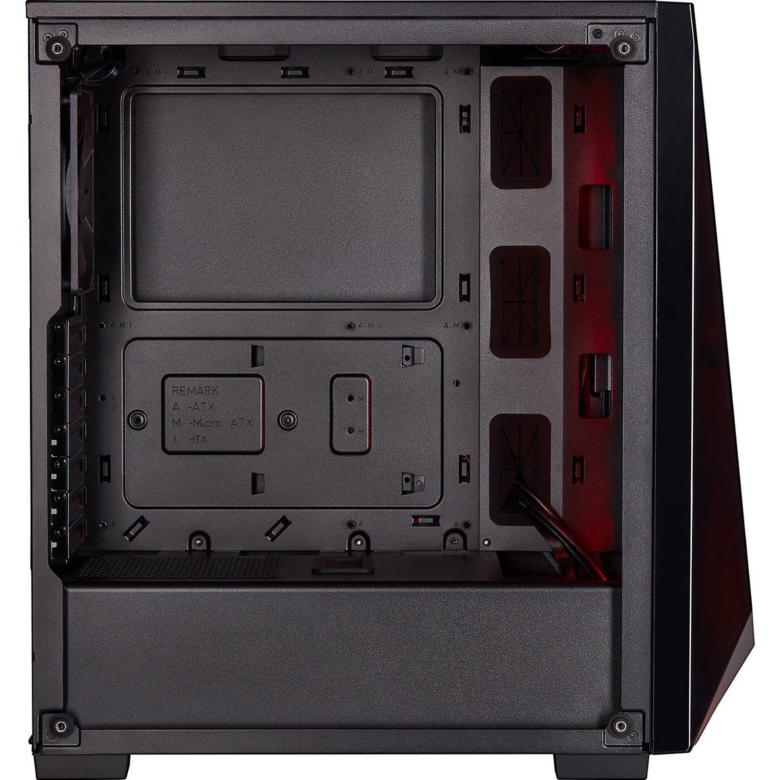 Corsair Carbide SPEC-DELTA RGB TG Noir - Boîtier PC Corsair - 2