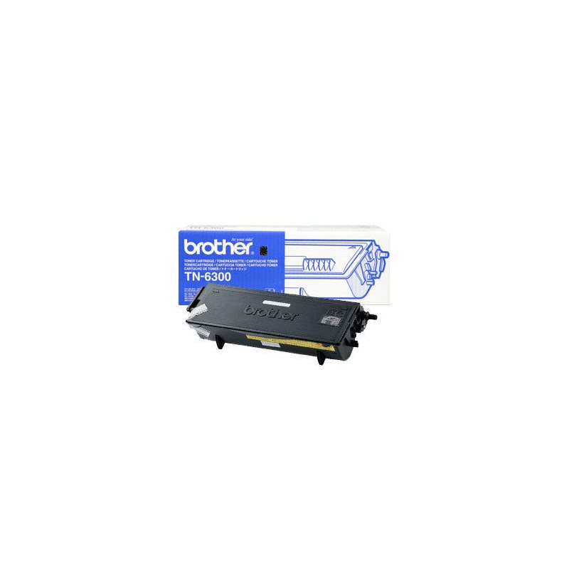 Consommable imprimante Brother Toner TN-6300