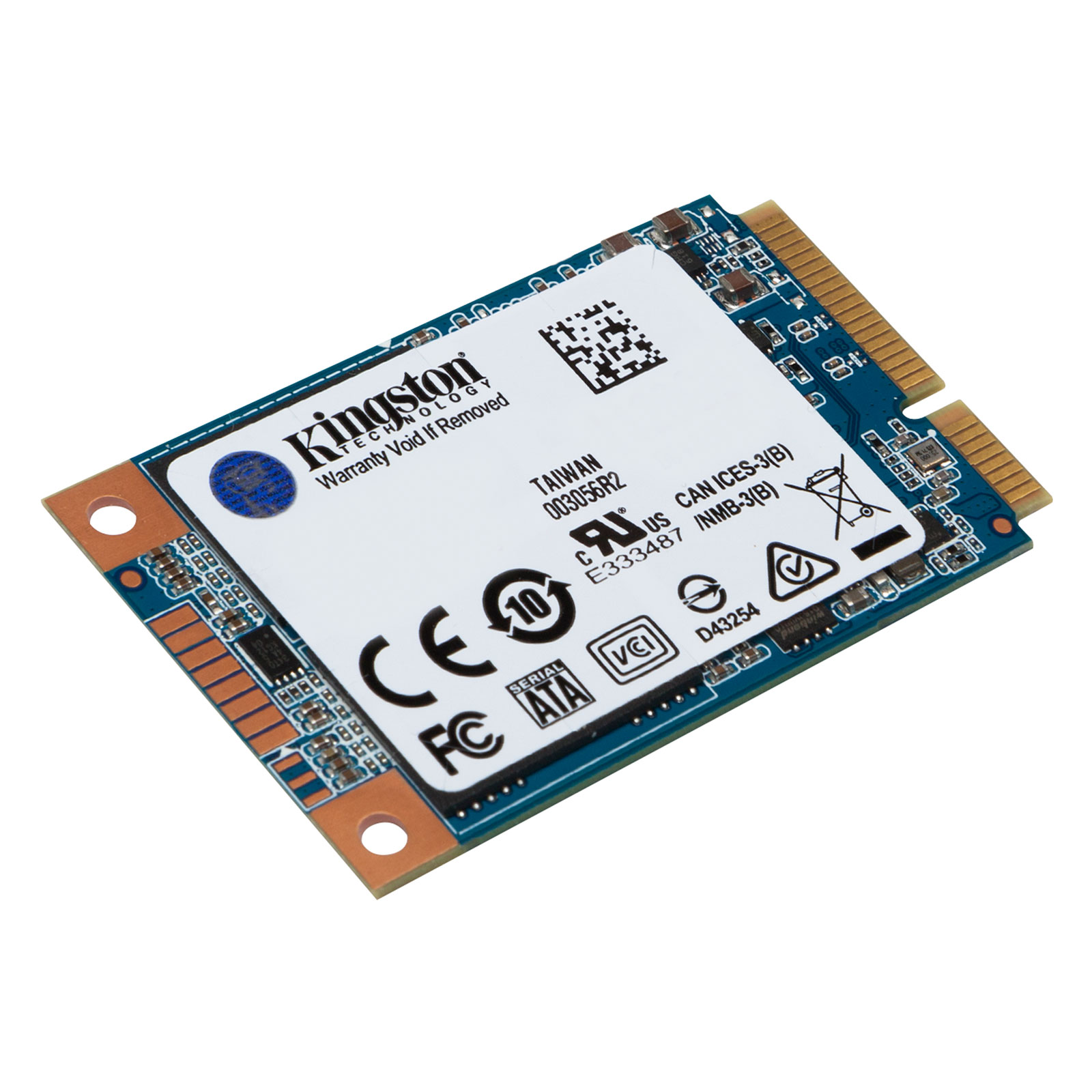 Kingston SUV500MS/240G mSATA  - Disque SSD Kingston - Cybertek.fr - 0