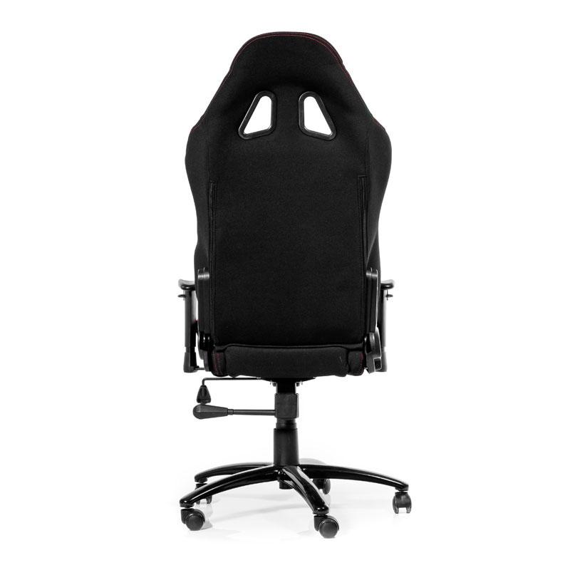 AKRacing Gaming Chair K7012 Noir/Rouge - Siège PC Gamer - 2