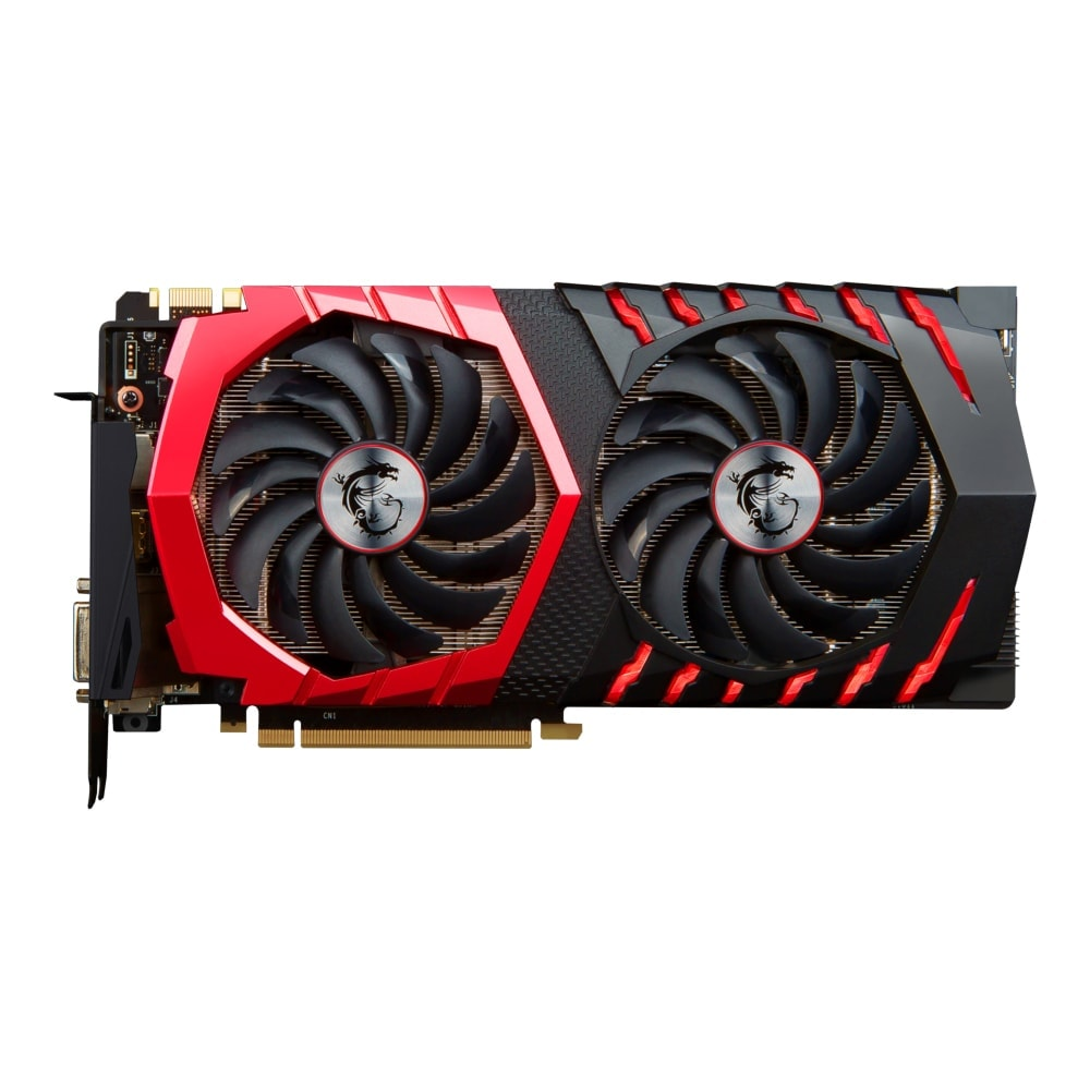 MSI GTX1070 GAMING X 8G 8Go - Carte graphique MSI - Cybertek.fr - 2