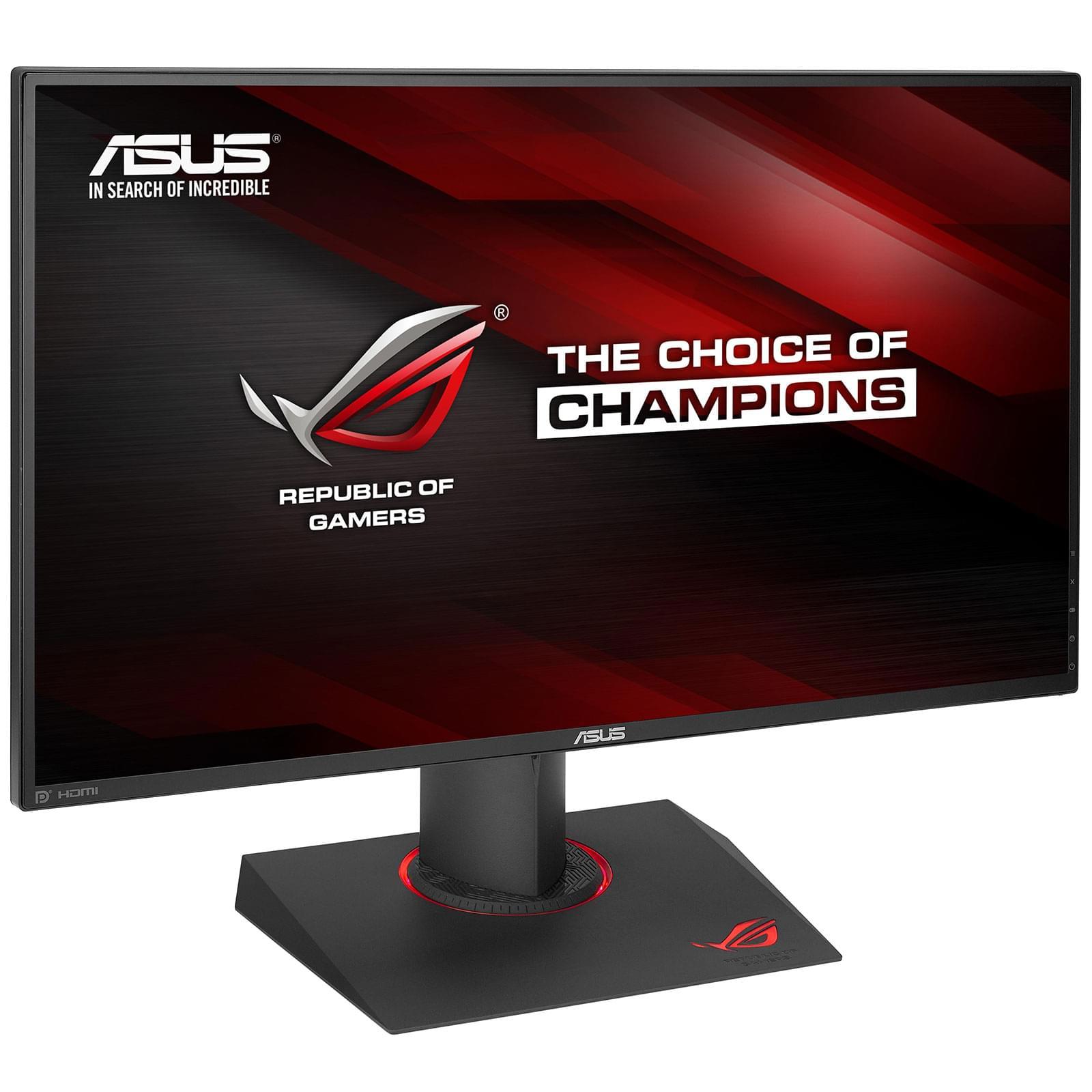 Asus PG279Q (PG279Q) - Achat / Vente Ecran PC sur Cybertek.fr - 0