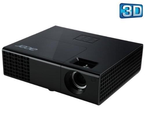 Acer X111 (MR.JFH11.001) - Achat / Vente Vidéoprojecteur sur Cybertek.fr - 0