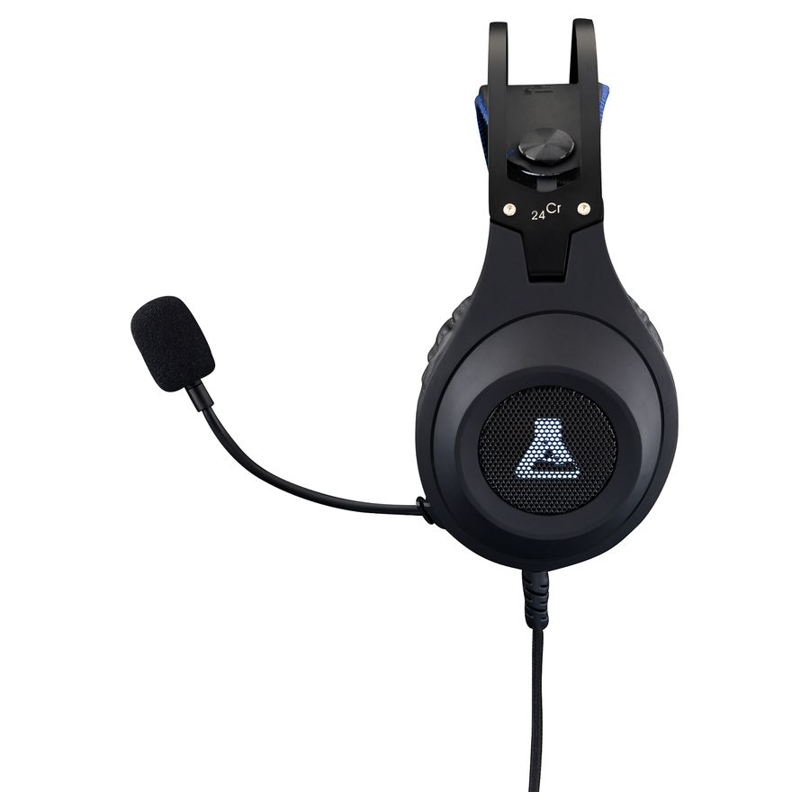 The G-LAB KORP CHROMIUM Stereo Noir - Micro-casque - Cybertek.fr - 2