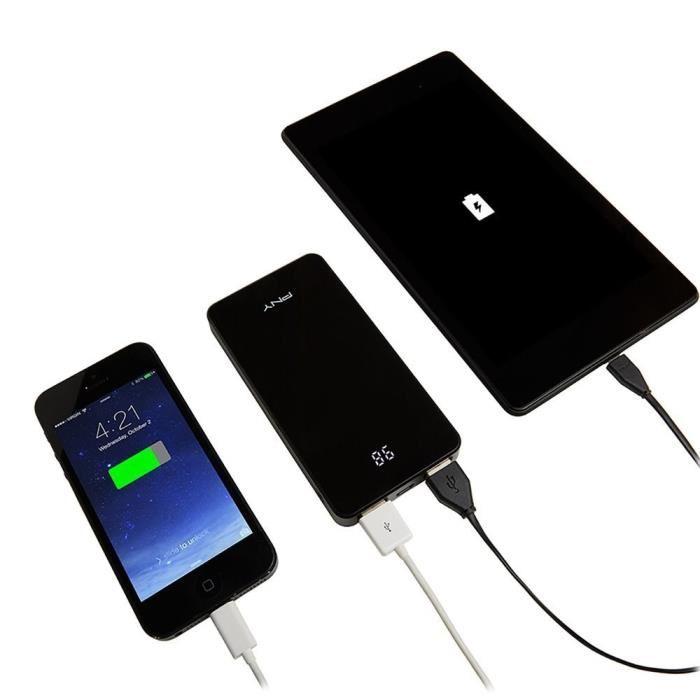 PNY PowerPack HD5000 (P-B5000-12HDK01-RB) - Achat / Vente Accessoire téléphonie sur Cybertek.fr - 2