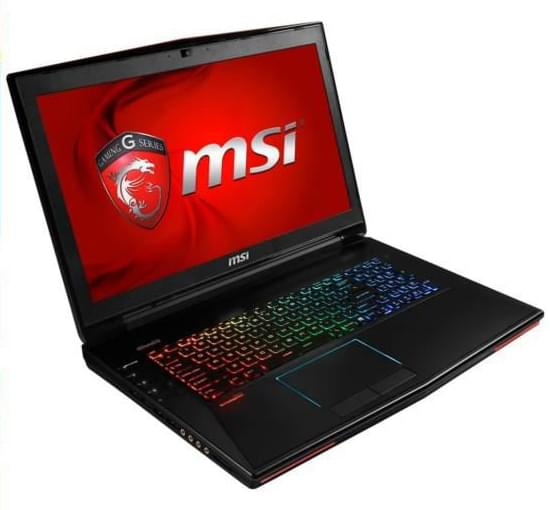 "MSI GT72S 6QE-080 -i7-6820/16G/256G+1T/GTX980/17.3""/10 (9S7-178211-080) - Achat / Vente PC Portable sur Cybertek.fr - 0"