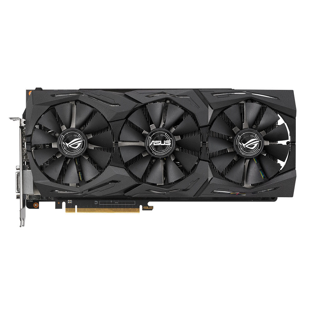 Asus STRIX-RXVEGA56-O8G-GAMING 8Go - Carte graphique Asus - 0