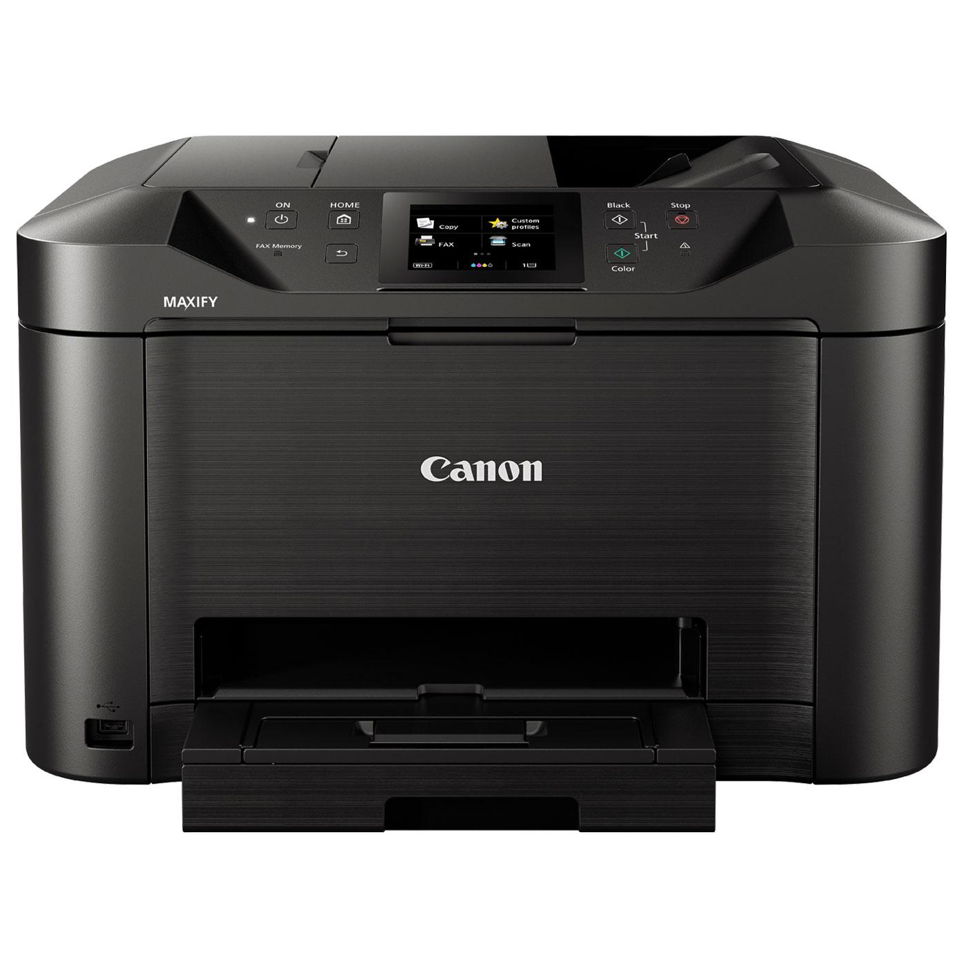 Imprimante multifonction Canon MAXIFY MB5150 - Cybertek.fr - 0
