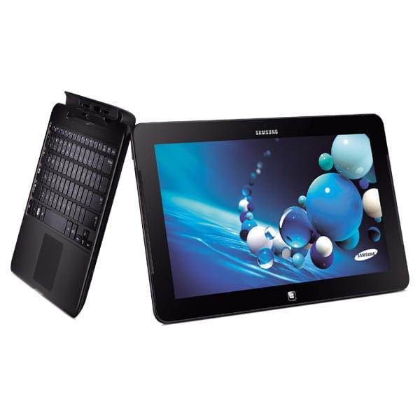 "Samsung Smart PC XE700T1C-A01 -i5/4Go/128Go/3G/11.6""/W8P - 0"