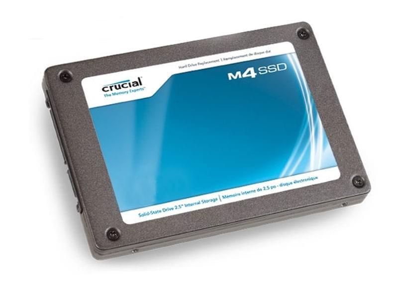 Crucial 512Go SSD M4 CT512M4SSD2 SATA 6 (CT512M4SSD2) - Achat / Vente Disque SSD sur Cybertek.fr - 0