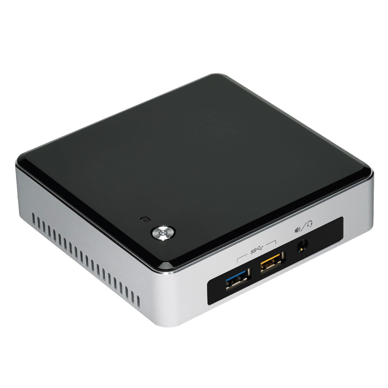 Intel NUC NUC5I3RYK - Barebone et Mini-PC Intel - Cybertek.fr - 0