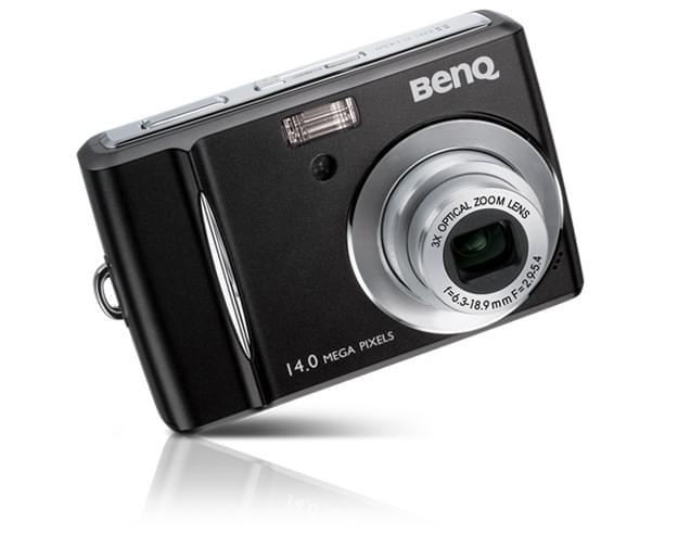 """BenQ C1450 Noir - 14MP/3X/2.7""""/SD - Table de mixage BenQ - 0"""