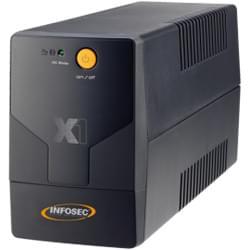 Infosec X3 EX LCD USB-2000 (65971) - Achat / Vente Onduleur - Multiprises sur Cybertek.fr - 0