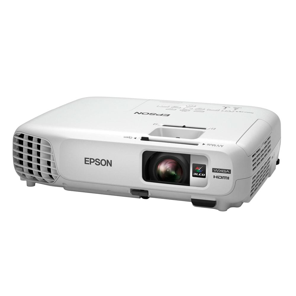 Epson EB-W18 (V11H550040) - Achat / Vente Vidéoprojecteur sur Cybertek.fr - 0
