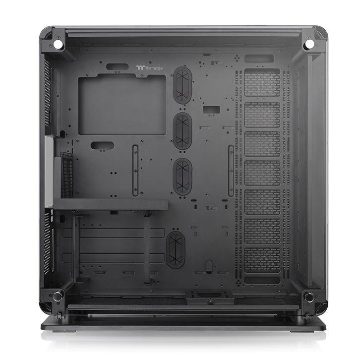 Thermaltake Core P8 TG Black Transparent - Boîtier PC Thermaltake - 1