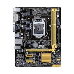 image produit Asus H81M-K - H81/LGA1150/DDR3/mATX Cybertek