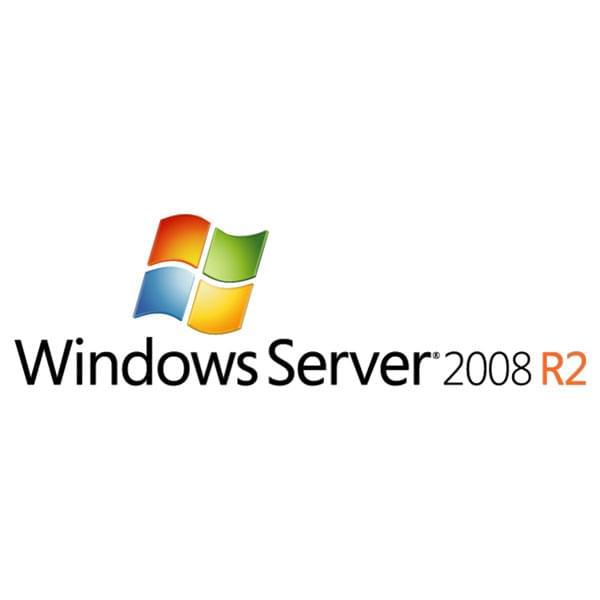 Microsoft Windows Server 2008 R2 Standard (1-4 CPU / 5 cal) - Logiciel système exploitation - 0