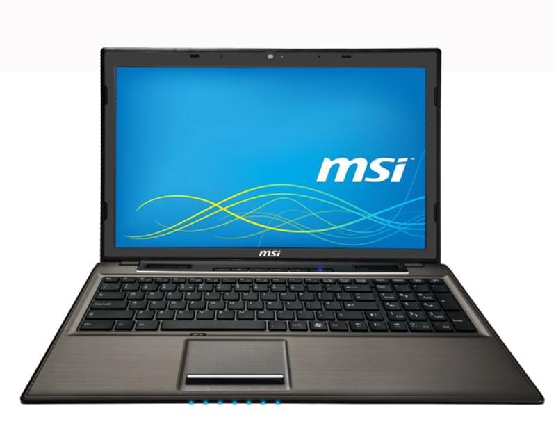 MSI CR61 2M-287XFR (9S7-16GD11-287) - Achat / Vente PC Portable sur Cybertek.fr - 0