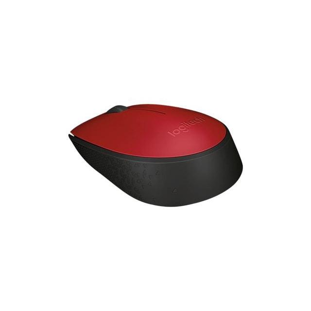 Logitech Souris PC M171 Rouge - 2