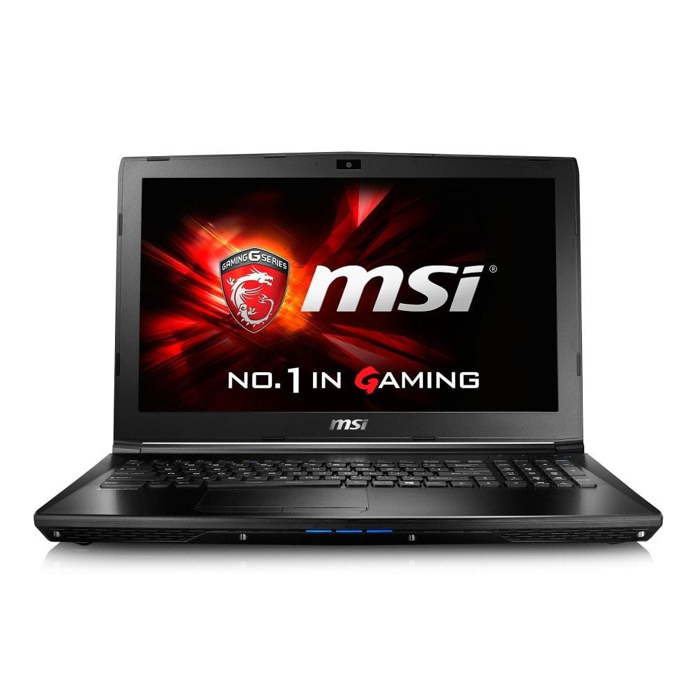 MSI GL62 6QF-624FR (9S7-16J562-624) - Achat / Vente PC Portable sur Cybertek.fr - 1