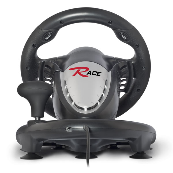 Spirit Of Gamer Race Wheel Pro - Périphérique de jeu - Cybertek.fr - 3