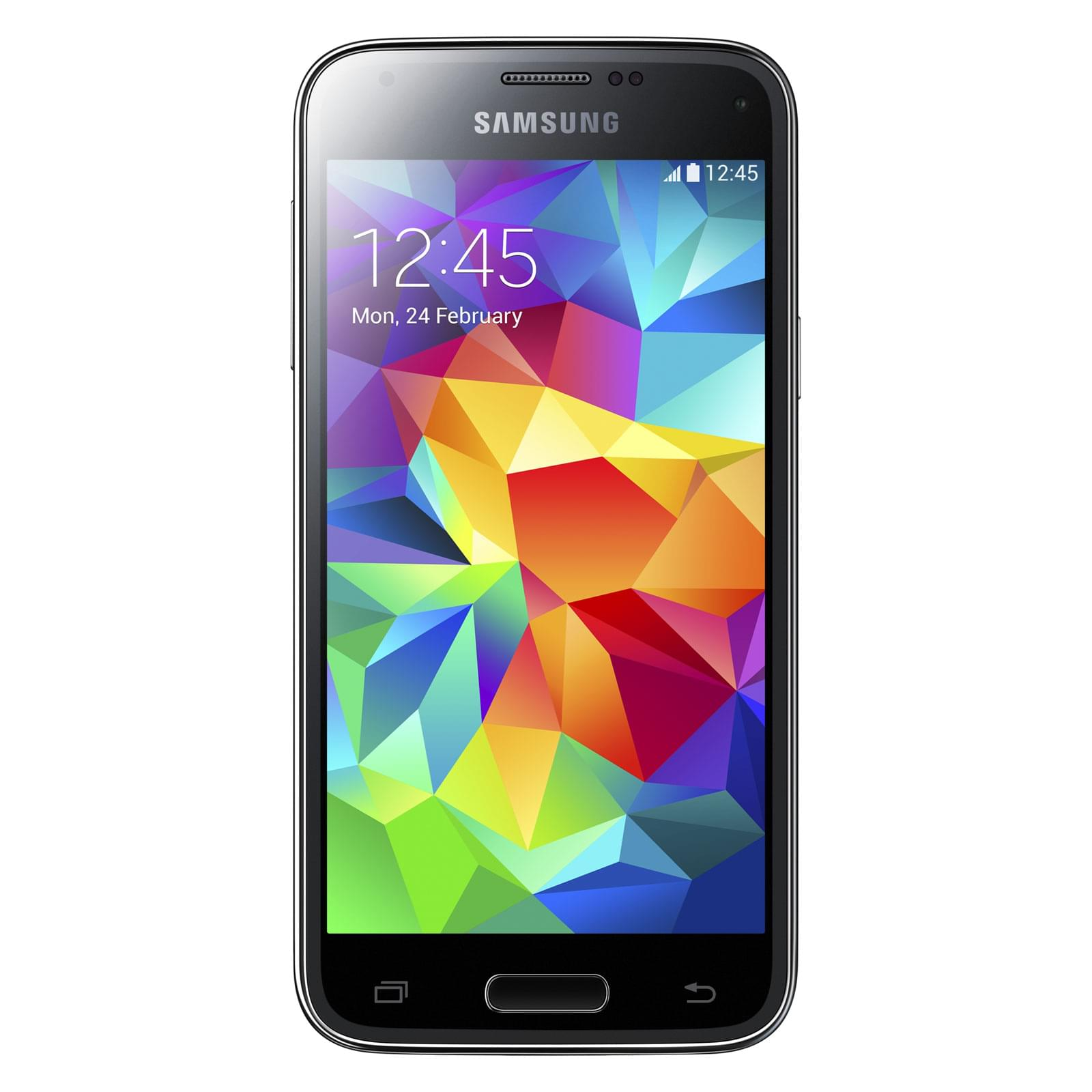 Samsung Galaxy S5 Mini G800 Black (SM-G800FZKAXEF) - Achat / Vente Téléphonie sur Cybertek.fr - 0