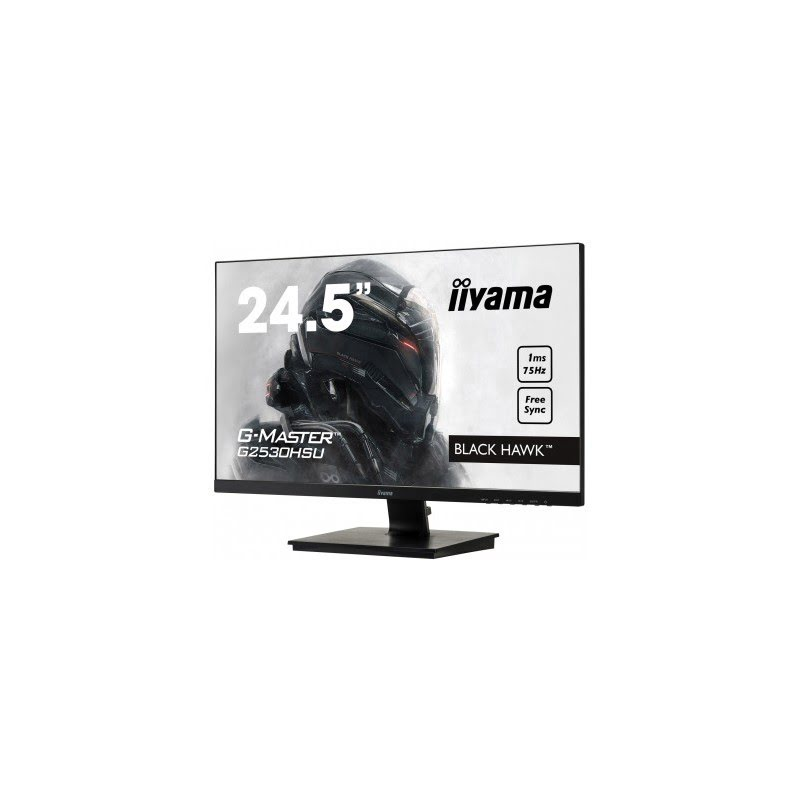 """Iiyama 25""""  GB2530HSU-B1 - Ecran PC Iiyama - Cybertek.fr - 3"""