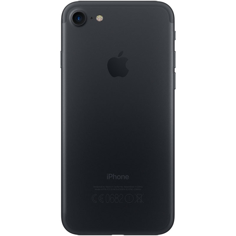 Apple iPhone 7 256Go Noir - Téléphonie Apple - Cybertek.fr - 2