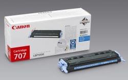 Toner EP-707 Cyan - 9423A004 pour imprimante Laser Canon - 0