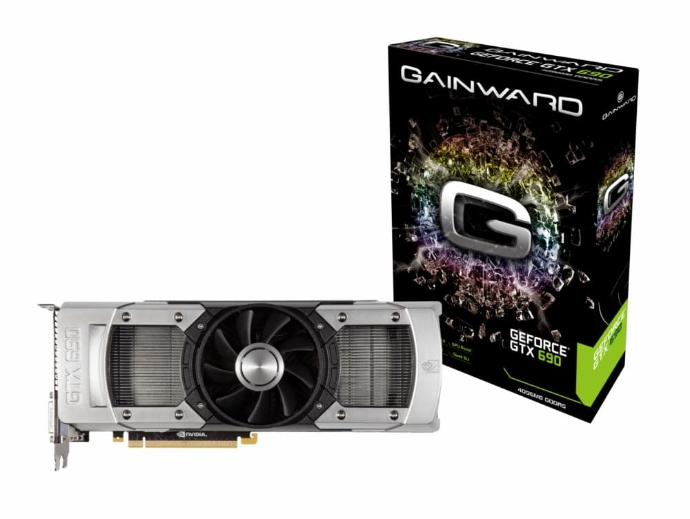Gainward  - 4Go - carte Graphique PC - GPU  - 0
