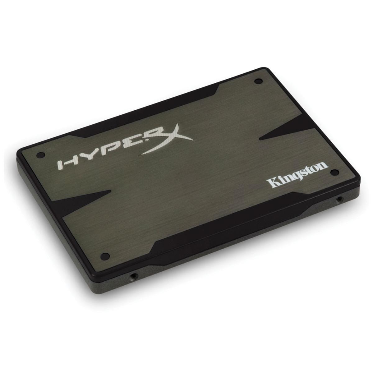 Kingston 240Go SSD Now Hyper X 3K SATA 3 2.5 SH103S3/240G (SH103S3/240G) - Achat / Vente Disque SSD sur Cybertek.fr - 0